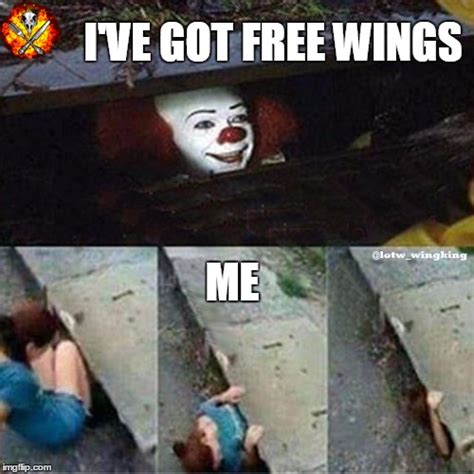 Hot Wings Meme - lord of the wings or how i learned to stop worrying and