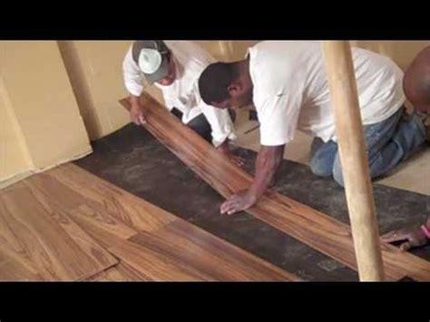 installing laminate flooring through rooms how not to install laminate flooring
