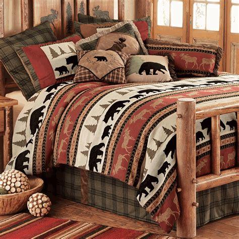 bear bedding woodland trails bear bedding collection