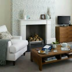 small living room ideas with fireplace wallpaper chimney breast nesting fireplace
