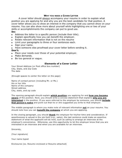 cover letter for child and youth worker child and youth care worker cover letter sle