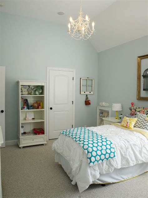 girls bedroom wall colors wall paint color sherwin williams tradewind at 75 bed