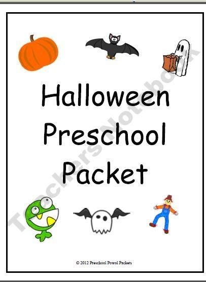 halloween themes preschool 25 best images about pre k halloween on pinterest
