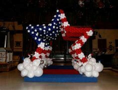 4th Of July Balloon Decorations by 14 Best Independence Day 4th Of July Images On