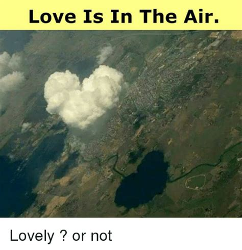 Love Is In The Air Meme - 25 best memes about love is in the air love is in the