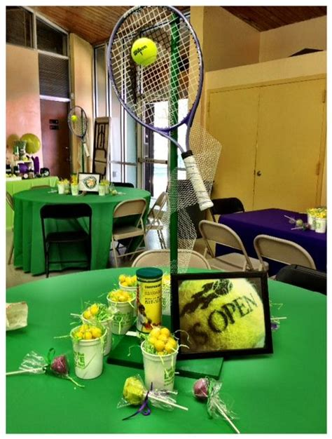 tennis themed events 61 best adult sports party images on pinterest bat