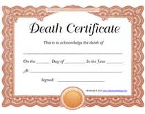 free clip art death certificate clipart free download
