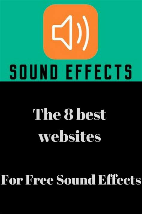 8 Best Pagan Websites by The 8 Best Websites For Free Sound Effects