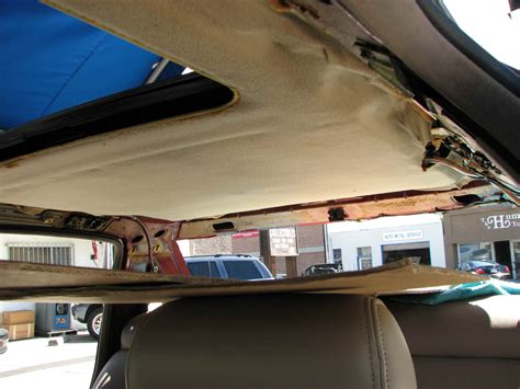 car roof upholstery repair lucky car interior official website interior roof lining