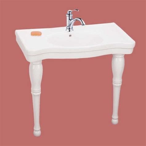 15 Attractive And Inexpensive Bathroom Sink With Legs