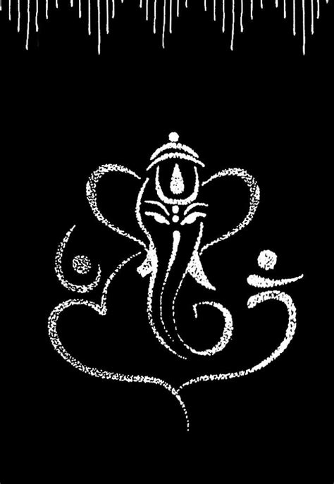black and white om wallpaper 17 best ideas about ganesha tattoo on pinterest ganesha