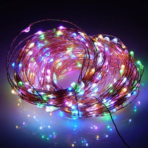 30m 300 led outdoor christmas fairy lights warm white