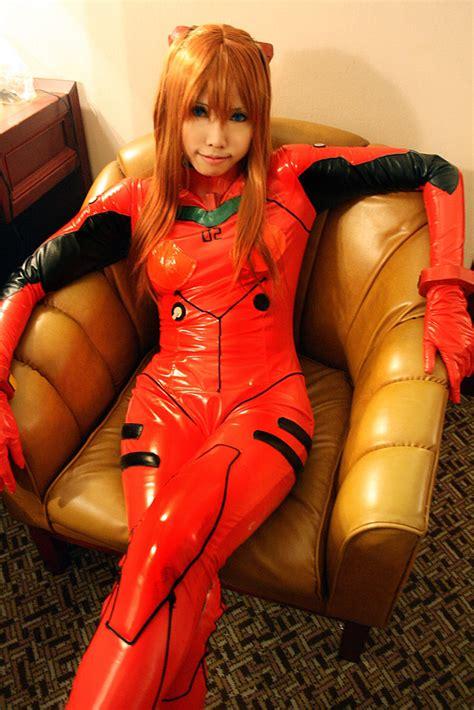 asuka langley plug suit cosplay plug suit i by jas69per on deviantart