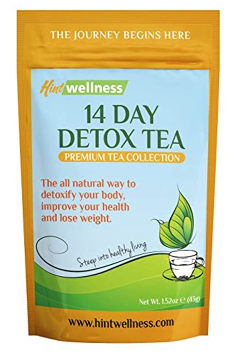 Detox Tea For Weight Loss by The Best Detox Tea On For Weight Loss Goals