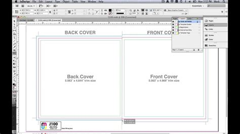 How To Use Cd Amp Dvd Templates To Design In Adobe Indesign