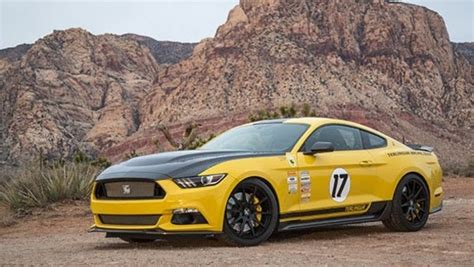 ford mustang shelby top speed