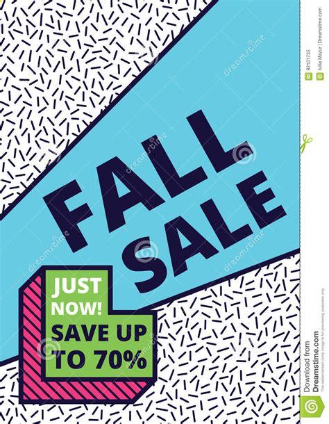 typography sles flat design sale website banner template vector illustration cartoondealer 92772860