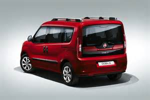 Fiat Management New Fiat Dobl 210 Unveiled Press Fiat Automobiles Press