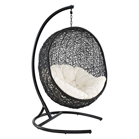 hanging rattan chair 13 unique chairs that hang for your home