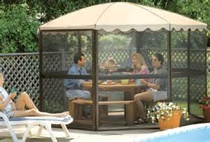 Gazebos Screened Rooms by Gazebo Style Roof Screened Room Pictures To Pin On Pinterest