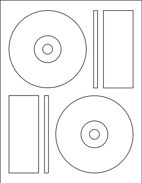 printable dvd label template pin cd label template dvd free download on pinterest
