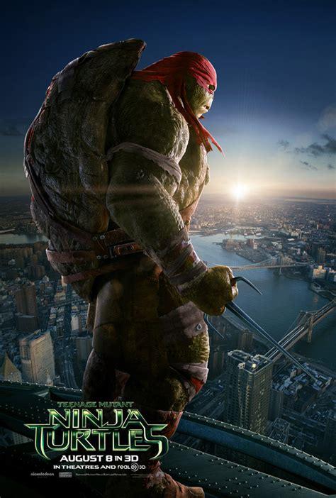 raphael ninja turtles movie 2014 teenage mutant ninja turtles poster raphael