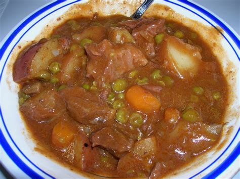 crock pot beef stew yummo pinterest