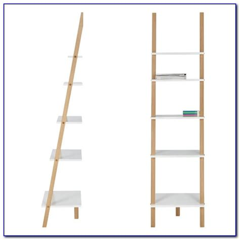 narrow ladder bookcase narrow ladder shelf unit bookcase 65781 pab2enj3pa