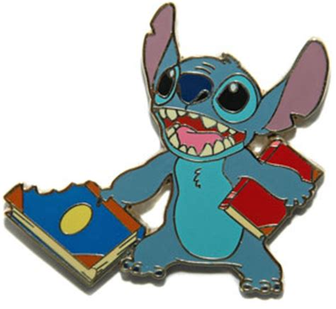 Disney Go To School image disneyshopping back to school series stitch pin jpeg disney wiki fandom