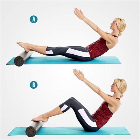 stomach pilates connection