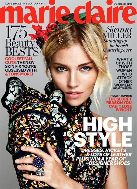 Best Magazine Covers For October by Miller Us October 2015 Cover Shoot