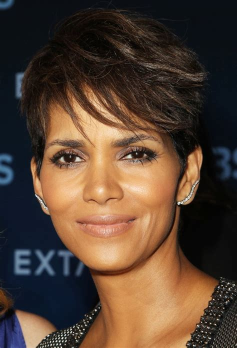 picture of halle berry hairstyle on extant haircut halle berry extant
