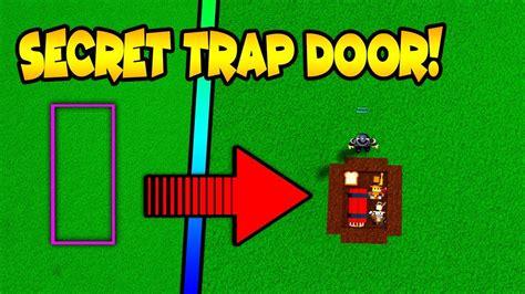 roblox bloxburg     trap door roblox robux