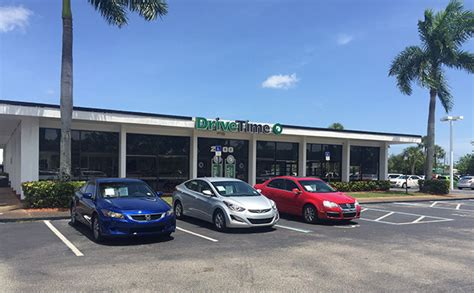 Drive Time miami used car dealerships drivetime lauderdale lakes