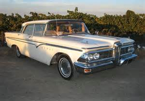 snow white 1959 edsel paint cross reference