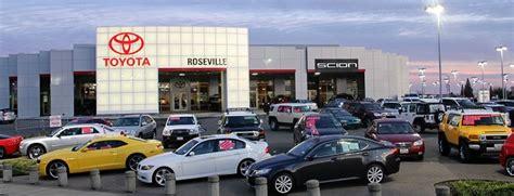 Toyota Dealership Roseville Roseville Toyota Toyota Scion Service Center