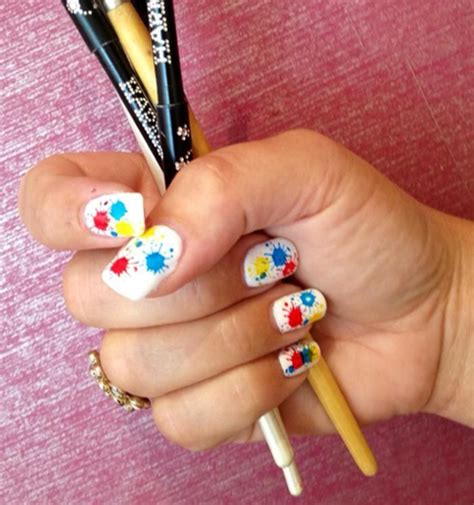 easy nail art with gelish 6 best gelish nail art designs styles at life