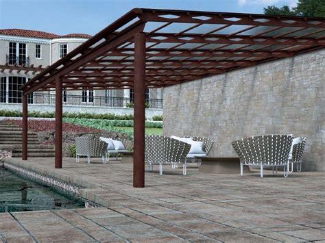 tettoie in ferro e policarbonato tettoie in alluminio e policarbonato compatto trasparente