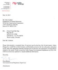 Fire Incident Report Template fractivist assist reform and protect noble energy o amp g
