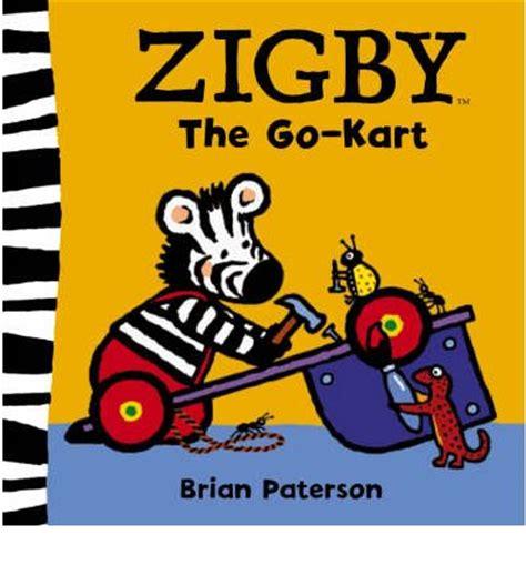 go buggy go books zigby the go kart go kart v 1