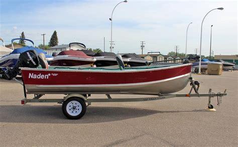 aluminum fishing boats edmonton 2007 naden canadian laker aluminum fishing boat outside