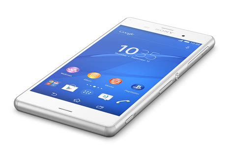 sony z3 xperia z3 test results sony mobile global uk