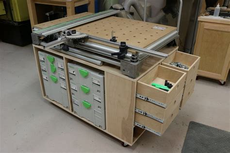 mft bench 17 best images about festool work bench on pinterest router table rolling workbench