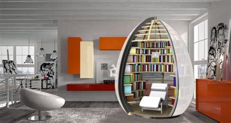 reading space creative uovo egg furniture for person furniture design
