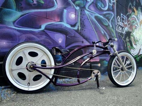 Handmade Bike Wheels - custom chopper bicycle riders rides