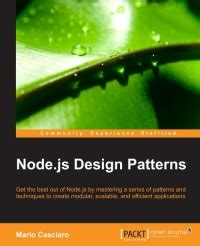 best node js books node js design patterns madmikel pdf torrent ebooks