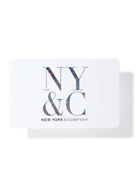 Card And Gift Company - ny c ny c gift card white