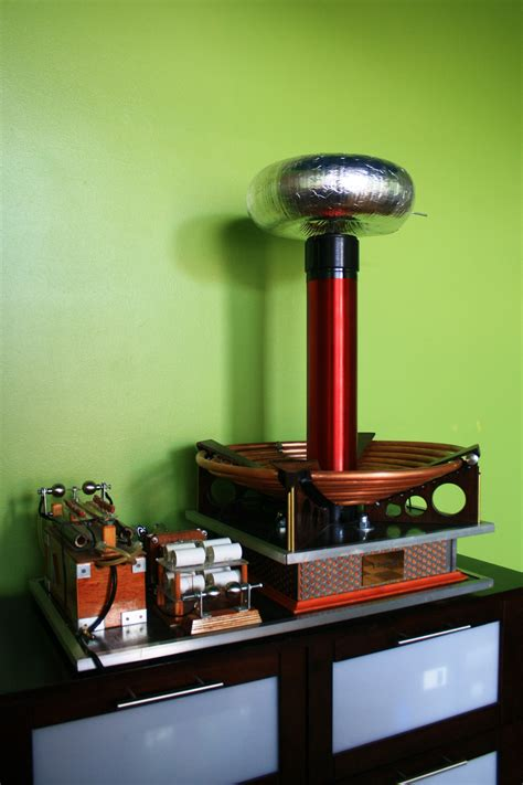 Tesla Coil Design The Hyperion Tesla Coil Introduction And Overview