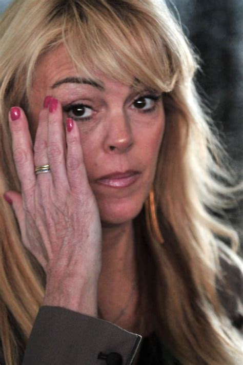 dina lohan hairstyles dina lohan lindsay is quot messed up quot because michael raped