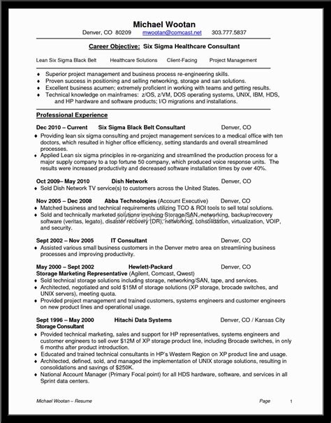 Cv Consulting Exle Management Consulting Resume Exle 49 Images Management